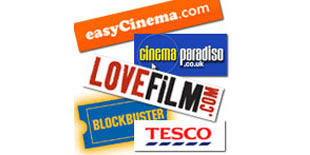 Online DVD and Blu-ray Rental Services