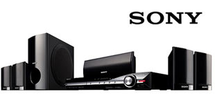 Sony DAV-DZ280 DVD Home Cinema System