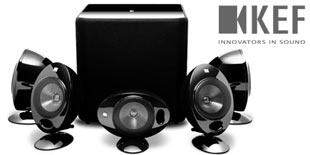 KEF KHT2005.3 Home Cinema Speakers