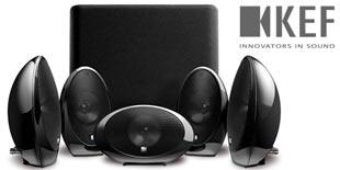 KEF KHT1005.2 Home Cinema Speakers
