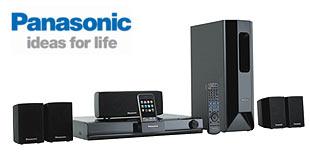 Panasonic SC-PT470 Home Cinema System