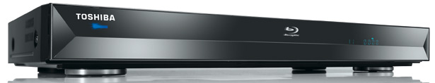 Toshiba BDX2000 Blu-ray Player Detail Image