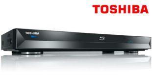 Toshiba BDX2000 Blu-ray Player