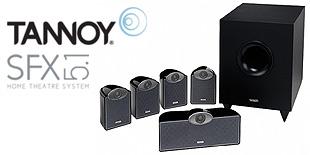 Tannoy SFX5.1 Home Cinema Speaker Package