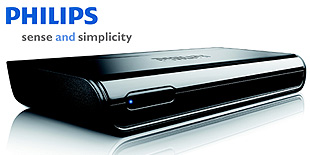 Philips DTR220/05 Freeview Box