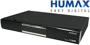Humax PVR-9150T Freeview Recorder