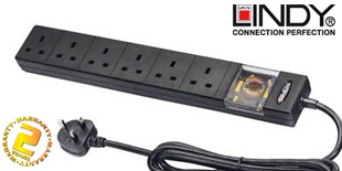 Lindy Mains Conditioner Power Strip