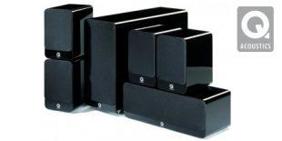 Q Acoustics 2000 Series Home Cinema Speaker Package