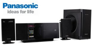 Panasonic SC-BTX70 Blu-ray Home Cinema System
