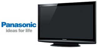 "Panasonic TX-P42X10 42"" Plasma Television"