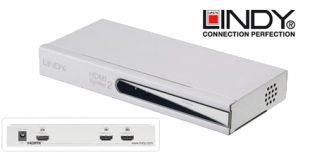 Lindy HDMI Splitter 2 Port
