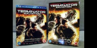 DVD vs Blu-ray - Terminator Salvation