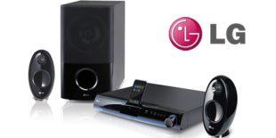 LG HB354BS Blu-ray Home Cinema System