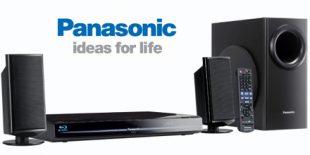 Panasonic SC-BT222 Blu-ray Home Cinema System