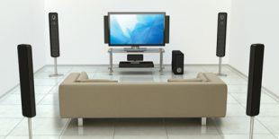 5.1 Home Cinema Systems