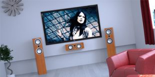 Tannoy Mercury V Centre Speaker