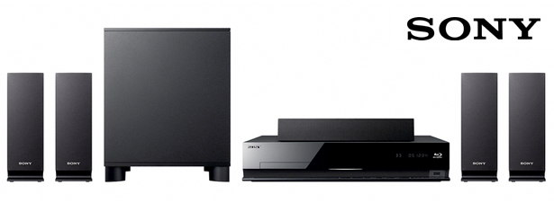 Large image of Sony BDV-E670W