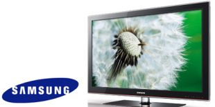 """Samsung LE40C580J1 40"""" Freeview HD LCD Television"""
