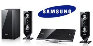 Samsung HT-C7200 Blu-ray Home Cinema System