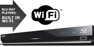 Blu-ray Players with Built in Wi-Fi
