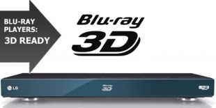 3D Ready Blu-ray Players