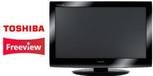 "Toshiba Regza 32LV713DB 32"" LCD Television"