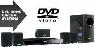 DVD Home Cinema Systems