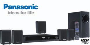 Panasonic SC-PT70 DVD Home Cinema System
