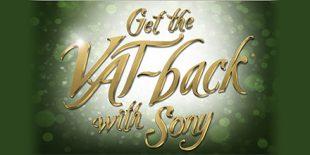 Sony VAT Back Promotion