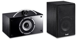 Teufel Theater 100 Center and front Speakers