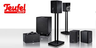 Teufel Theater 100 Home Cinema Speaker Package