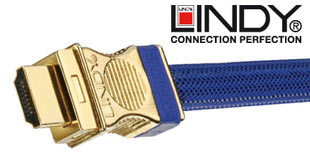 Lindy Premium Gold HDMI Cable