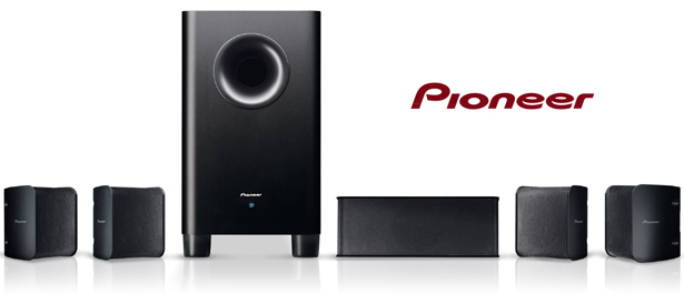 Large image of Pioneer S-HS100