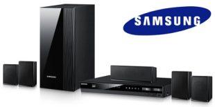 Image of the Samsung HT-E4500 Home Cinema System