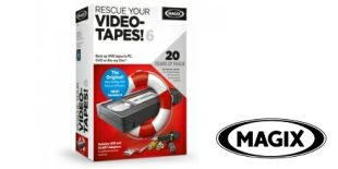 Box shot or Magix Rescue Your Videotapes 6