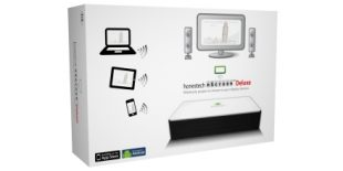 Image of the box for the Honestech nScreen Media Sender