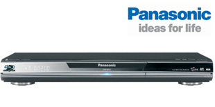 Panasonic DMP-BD80 Blu-ray Player