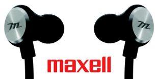 Image of the Maxell MXH-DBA700 Earphones