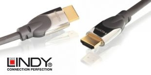 Lindy CROMO Slim HDMI Cable