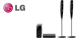 LG HT462DZ Home Cinema System