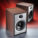 Image of a pair of Acoustic Energy Compact Speakers