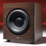 Image of the Acoustic Energy Subwoofer with grille removed