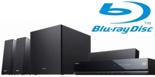 Blu-ray Home Cinema Systems