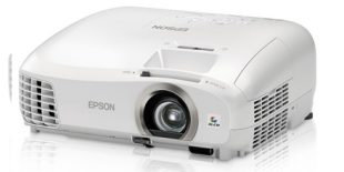 Photo of the Epson PowerLite 2040 projector