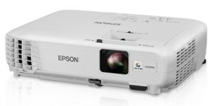 Photo of the Epson Powerlite 740HD projector