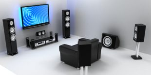 Image of Home Cinema separates system