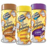 Image of Caramel, Butter and Cajun popcorn flavourings