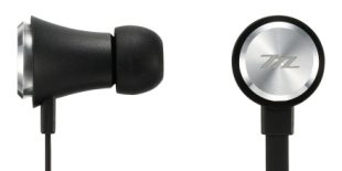 Image of the side and back of Maxell MXH-DBA700 Earphones
