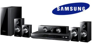 Angles view of Samsung HT-D5500 Blu-ray Home Cinema System